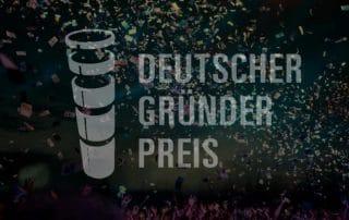 Cronbach für Deutschen Gründerpreis nominiert