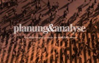 Cronbach und mediascale im Interview mit planung&analyse